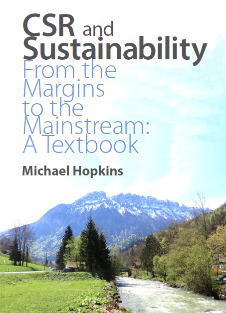 More on CSR in this book